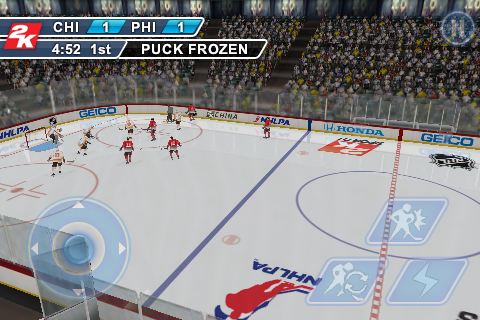 Screenshot 2K Sports NHL 2K11 Lite