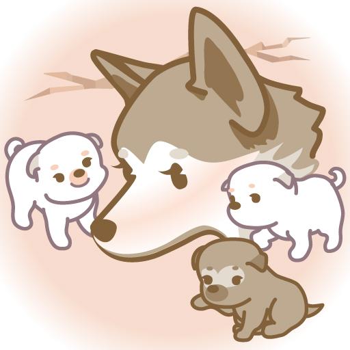 山古志村のマリと三匹の子犬/文藝春秋