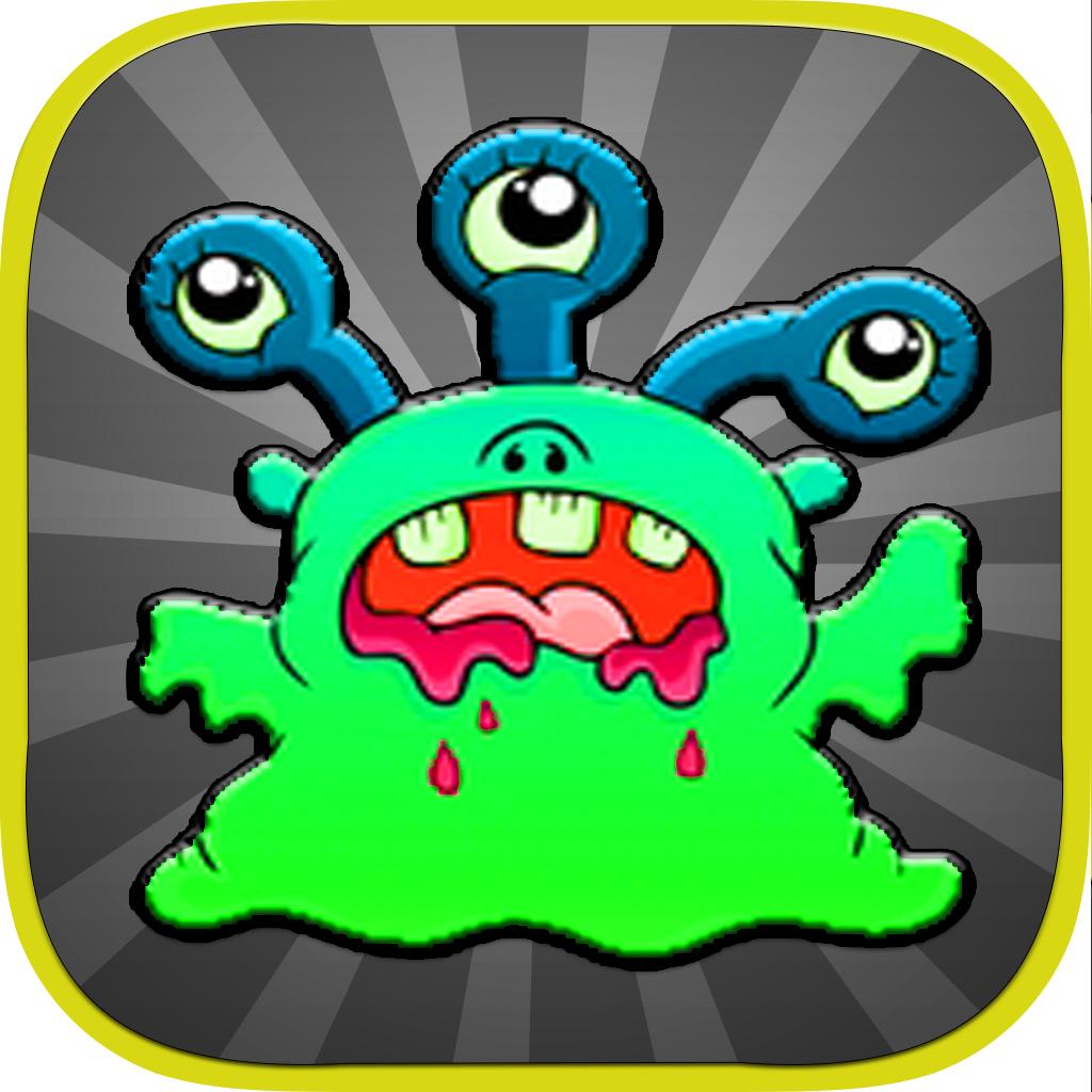 Monster Mush - Aliens Smasher Crushing Game